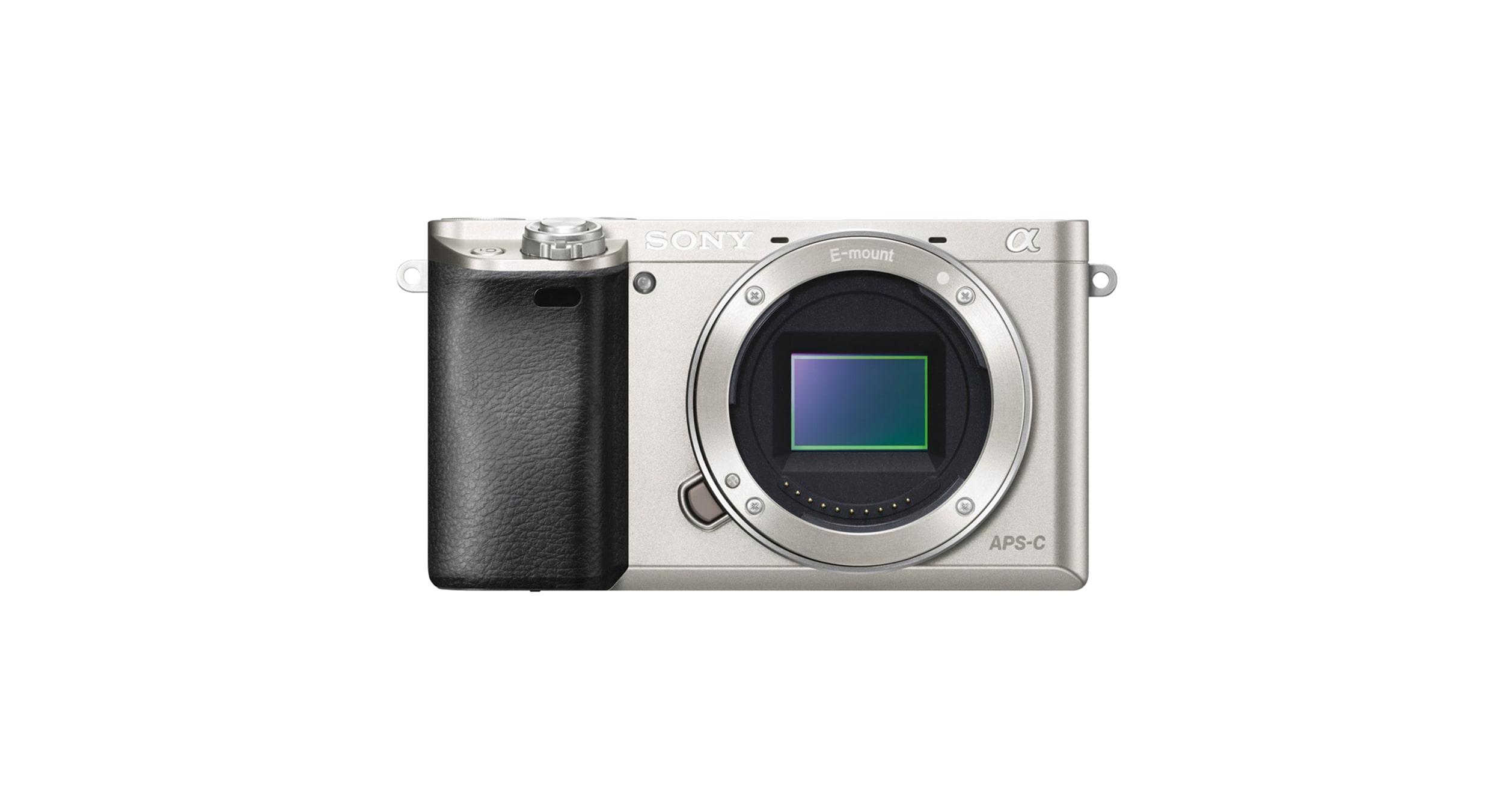 Especificaciones de ILCE-6000L   Cámaras digitales   Sony CO
