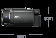Imagen de Handycam® 4K AX53 con sensor Exmor R® CMOS